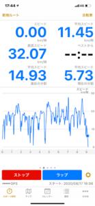 サイクリング スマホアプリ