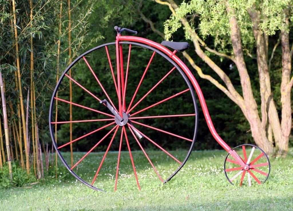 自転車 ペニー・ファージング型