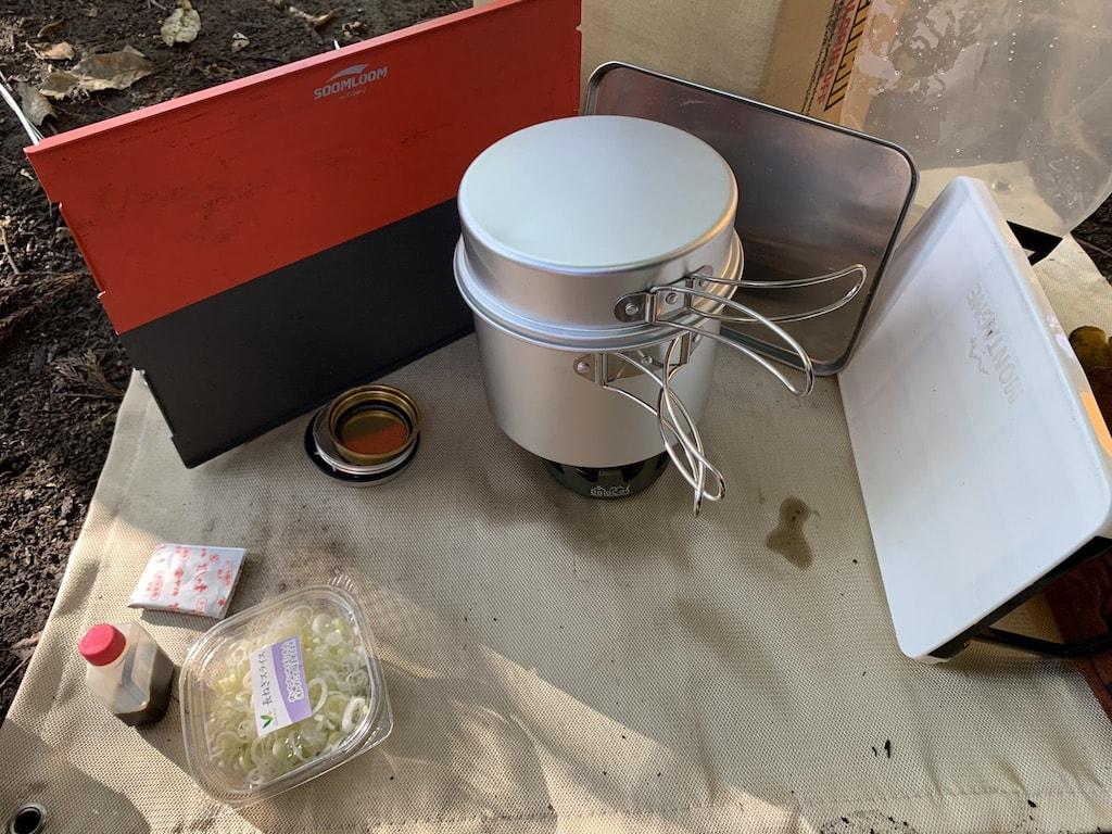 中華粥と風防
