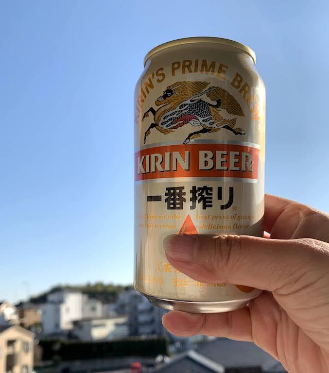ベランダビール