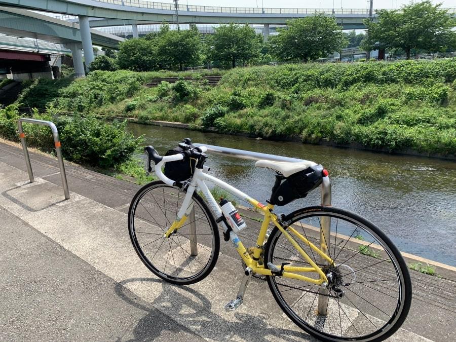 鶴見川 サイクリングロード