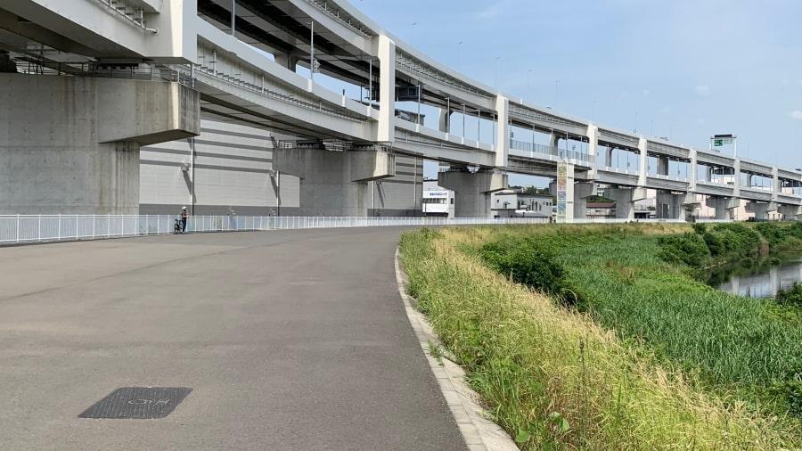 鶴見川 新横浜