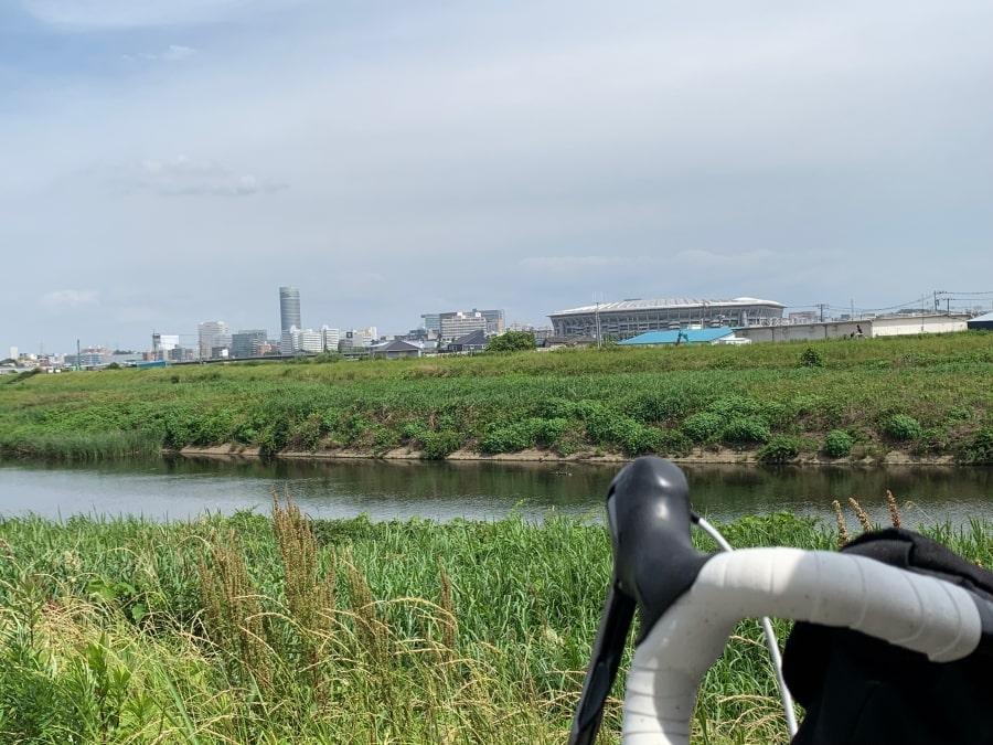 鶴見川 ニッサンスタジアム