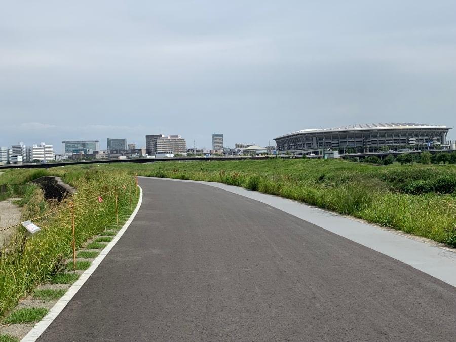 亀の甲橋 新横浜 鶴見川