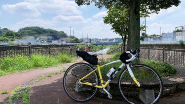 自転車日記40キロコース|鶴見川上流を走って、寺家ふるさと村でコーヒーを飲む!
