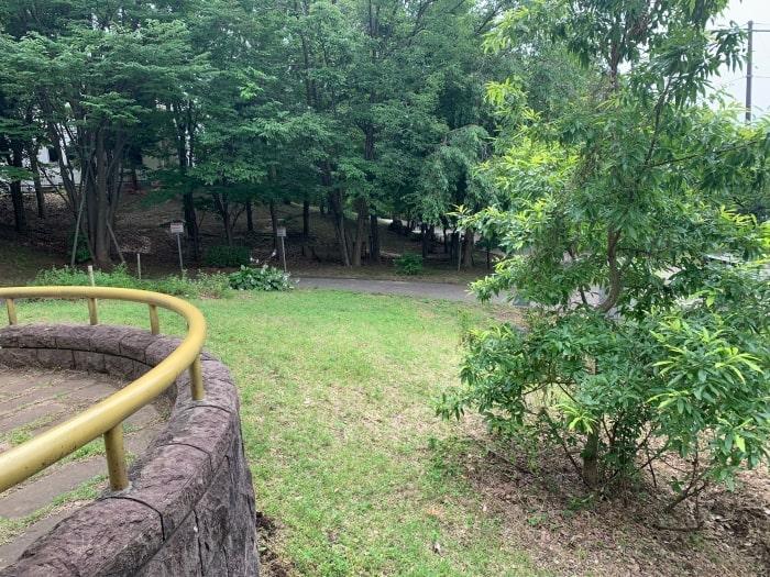 里山公園 遊歩道