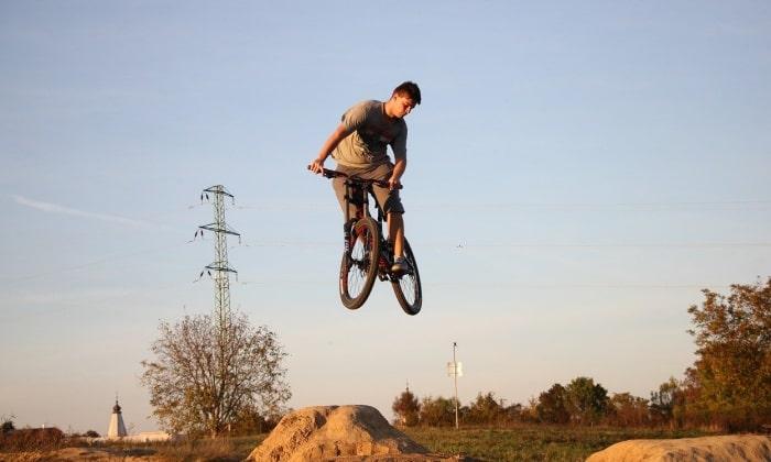 空中バイク